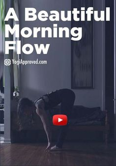 A beautiful morning flow (video) #yoga