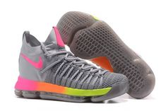 aa978aeddc9 Buy New Release Nike Zoom KD 9 Elite Grey Pink-Orange-Volt Basketball Shoes  from Reliable New Release Nike Zoom KD 9 Elite Grey Pink-Orange-Volt  Basketball ...