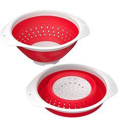 Vremi 5 Quart Collapsible Colander - BPA Free Silicone Fo... https://www.amazon.com/dp/B01MTO3WFY/ref=cm_sw_r_pi_dp_x_uUFdAb163G7PD