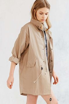 Capulet Oversized Survival Jacket - Urban Outfitters