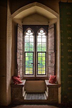 Leeds Castle Window