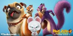 ⁂Watch::~ The Nut Job 2: Nutty by Nature (2017) HD Online Free stream....Reoger Ebert!!!!