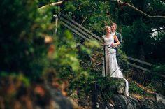 Resort Weddings: Andrea & Tyler | Rockwater Secret Cove, British Columbia • DIY Weddings Magazine Diy Wedding Magazine, British Columbia, Wedding Photos, The Secret, Weddings, Marriage Pictures, Wedding Shot, Mariage, Wedding
