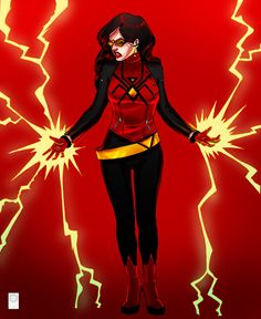 Spider Woman by e-carpenter  Nice to have more badass images of my fave superhero.