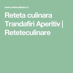 Reteta culinara Trandafiri Aperitiv | Reteteculinare