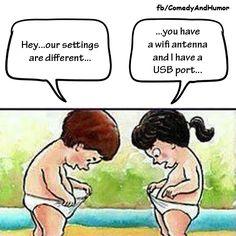 USB? Wifi?