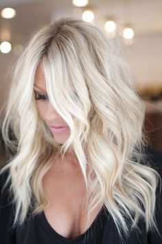 Hair Color Trends 2017/ 2018 Highlights : blonde bombshells | DKW Styling