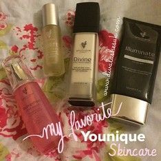 Learn more about Younique's skin care with Younique's Uplift serum, Younique's Rose Water, Younique's Divine Moisturizing Cream and Younique's Illuminate Facial Wash http://www.GlamorousLashesbyIrene.com
