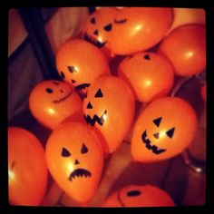 Id es deco halloween on pinterest - Idees deco halloween ...