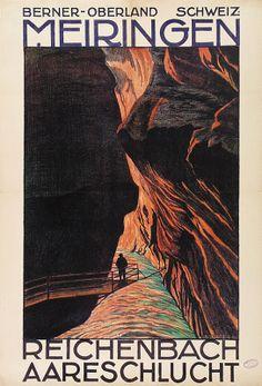 Meinigen Reichenbach Aareschlucht