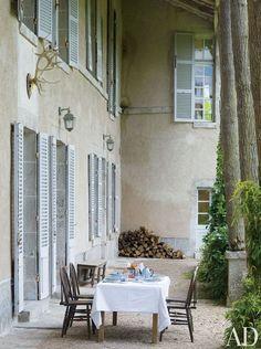 french chateau   photo tim beddow