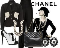 Channel Pearls and Accesories