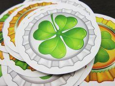 Circular stickers http://www.emberprint.com/