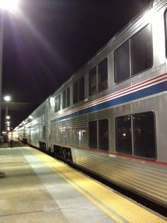 Amtrak travel: Here Comes Your Train  My dad worked for Amtrak for over 30 years, for the railroad for 42 years.