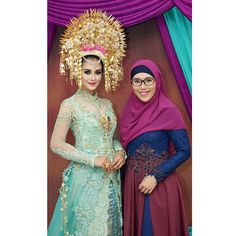 #mulpix From yesterday's event with Harpi Melati DPP Pusat. My Minang Bride with modern makeup .  My dress and my model's Kebaya by @lizaboutique . Sunting : @sanggar_liza  Photo : @liza_photography