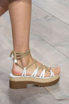 Michael Kors Spring 2015 | The Top 7 Shoe Trends For Spring 2015 | POPSUGAR Fashion