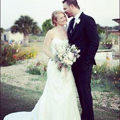 True Detective's Leven Rambin Marries True Blood's Jim Parrack!
