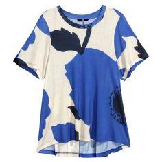 h&m • a line top wore once for a few hours H&M Tops Tees - Short Sleeve
