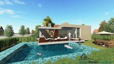 Planos de Casas - Proyecto de Arquitectura VALLE DEL RHIN