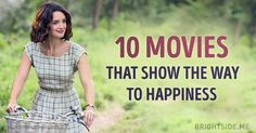 10 Movies to Happiness