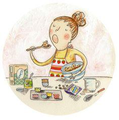 Leila Rudge Illustration - Illustration