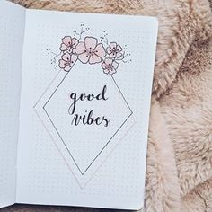 ○°Good vibes°○ • • • #cherylblossom #bulletplaner #bulletjournallove #bulletjournalcommunity #bulletjournaljunkies #bulletjournal #bulletjournaladdict #pink #goodvibes Bullet Journal Lists, Bullet Journal How To Start A, Bullet Journal Junkies, Bullet Journal Layout, Bullet Journal Inspiration, Bullet Art, Bullet Journel, Planner, Doodle