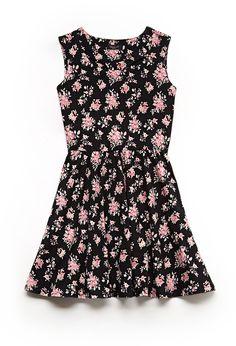 Floral Knit Dress (Kids) #F21Girls