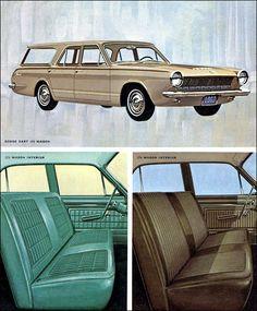 Dodge Dart Wagon for '63