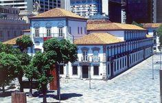 Palacio Imperial, Río de Janeiro - http://www.enriodejaneiro.com/palacio-imperial-rio-de-janeiro/