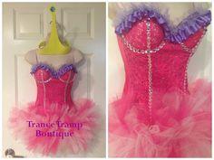 Princess Bubblegum Corset Costume by TranceTrampBoutique on Etsy, $89.99