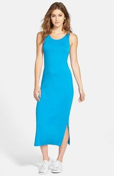 Stem Racerback Midi Dress available at #Nordstrom  Love this. Lots of colors up to 16.