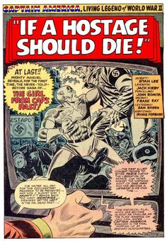 The Abandoned An' Forsaked - So HOW Old Is Captain America's Girlfriend?!?   Comics Should Be Good! @ Comic Book ResourcesComics Should Be G...