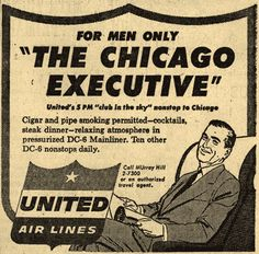 """The Chicago Executive"". If United is really hurt for business, ..."