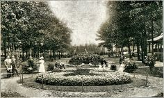 Cunningham Park over 100 years ago