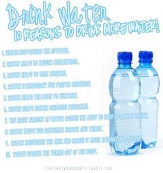 drink water by dushka