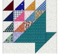 Free quilt block patterns...15 inches