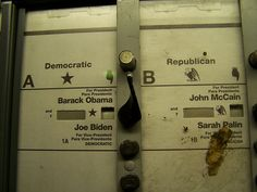 America needs a President willing to clean their immensely filthy voting machines.