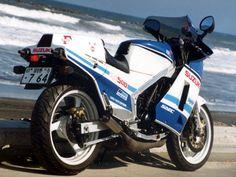 Suzuki RG500γ    Gamma !!!
