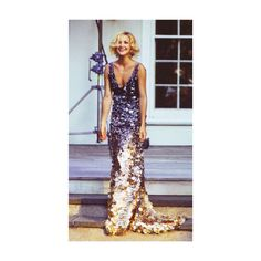 What about this gorgeous dress for New Year's Eve? Love her!
