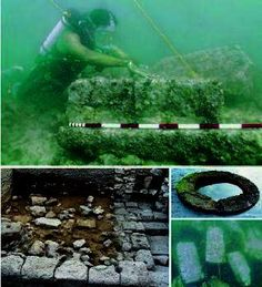 carbon dating of dwarka city Move over atlantis, we need to make room for the lost city of dwarka  from the  site were carbon dated and found to be nearly 9,500 years old.
