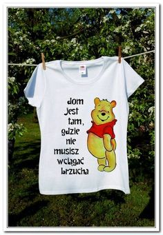 dokładnie tak na Stylowi.pl Love Me Quotes, Life Quotes, Good Mood, Good To Know, Jokes, T Shirts For Women, Thoughts, Humor, Sport