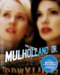 Mulholland Drive - Blu-Ray (Criterion Region A) Release Date: October 27, 2015 (Amazon U.S.)
