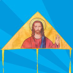 Fab.com   Flying Christ
