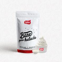 Base Para Helado Suave Yogurt Natural
