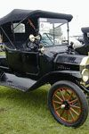 In 1908, Henry Ford made his first Model T with hemp plastic. The car was fueled with hemp ethanol.