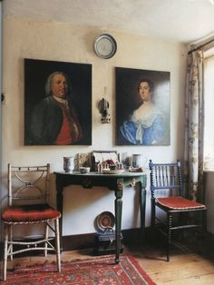 "robert-hadley: "" The World of Interiors, April Photo - Tim Beddow "" + English Interior, Antique Interior, 21st Century Homes, 17th Century, Contemporary Cottage, World Of Interiors, Modern Interiors, English House, Country Style Homes"