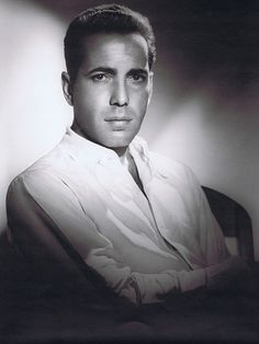 Humphrey Bogart--Named by AFI (1999) as the Greatest Male Actor in the history of cinema.