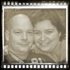 Me and my husband!