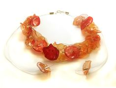jewelry: colors - tertium non data. Gulnur Ozdaglar.