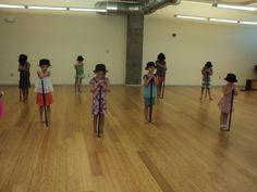 Jazz dancers rehearsing! http://www.coloradoacademysummer.org/